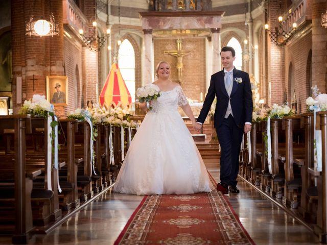 Il matrimonio di Riccardo e Federica a Cervesina, Pavia 28