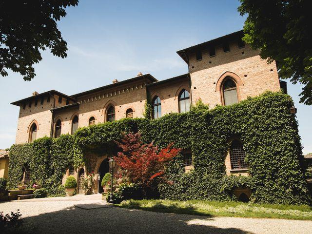 Il matrimonio di Riccardo e Federica a Cervesina, Pavia 33