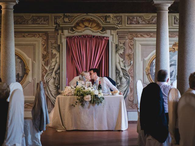 Il matrimonio di Riccardo e Federica a Cervesina, Pavia 36