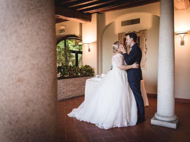 Il matrimonio di Riccardo e Federica a Cervesina, Pavia 48