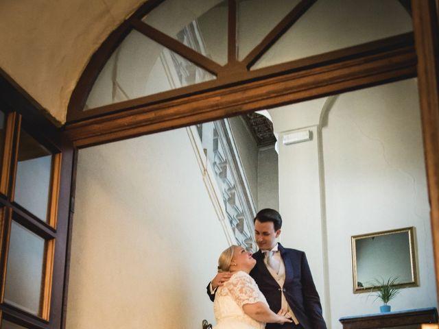 Il matrimonio di Riccardo e Federica a Cervesina, Pavia 51