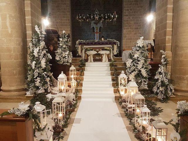 Il matrimonio di Elda e Giuseppe a Maruggio, Taranto 3