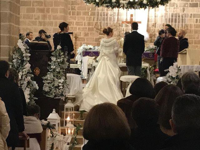 Il matrimonio di Elda e Giuseppe a Maruggio, Taranto 5