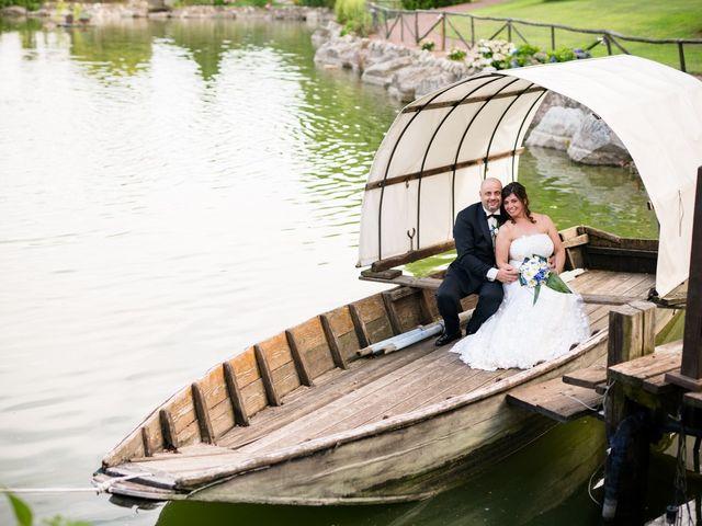 Le nozze di Claudia e Fabio