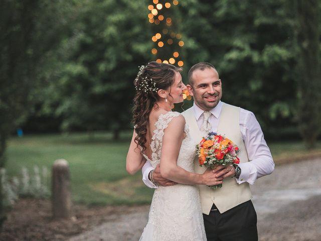 Le nozze di Sharon e Alessio
