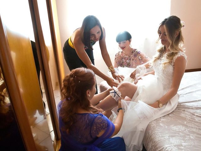 Il matrimonio di Loris e Claudia a Acquafredda, Brescia 18