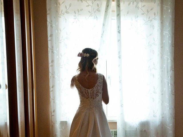 Il matrimonio di Loris e Claudia a Acquafredda, Brescia 21