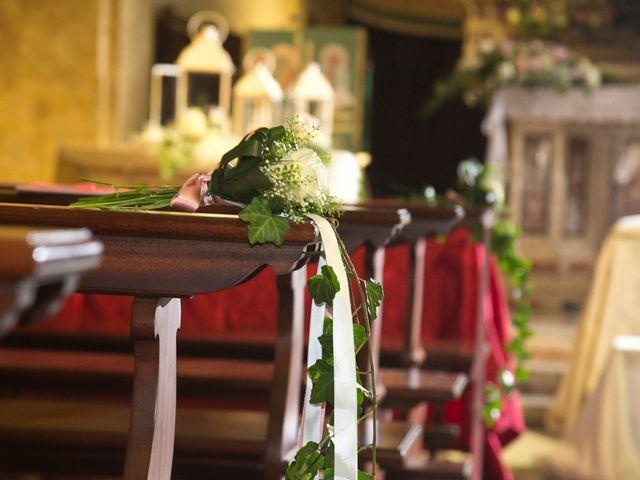 Il matrimonio di Loris e Claudia a Acquafredda, Brescia 26