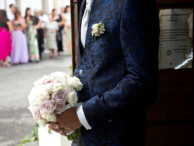 Il matrimonio di Loris e Claudia a Acquafredda, Brescia 29