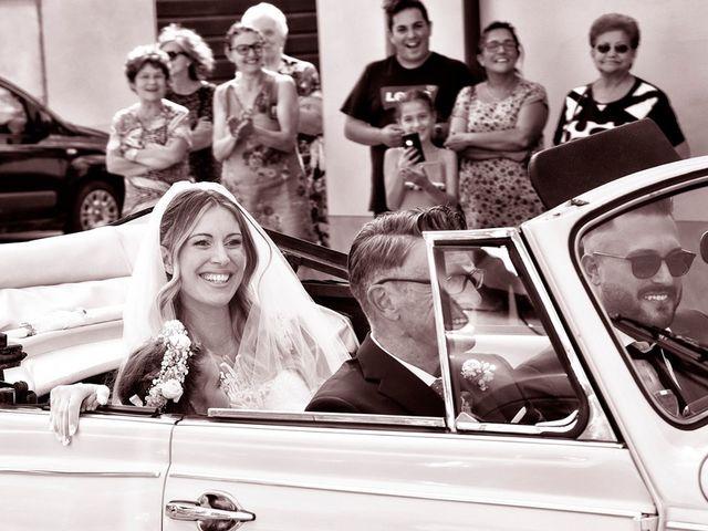 Il matrimonio di Loris e Claudia a Acquafredda, Brescia 33