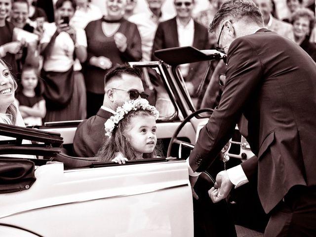 Il matrimonio di Loris e Claudia a Acquafredda, Brescia 34