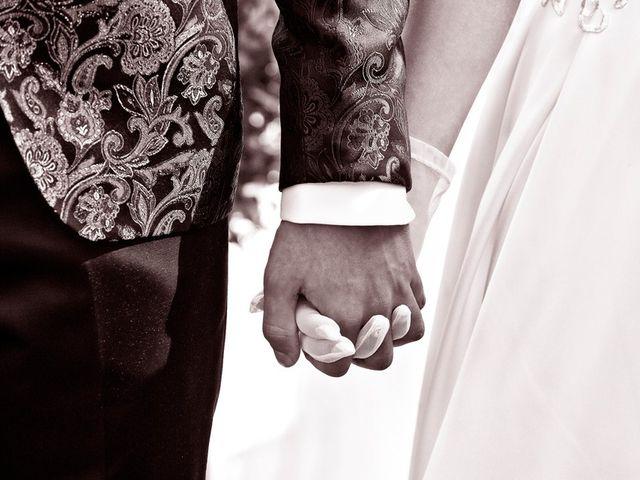 Il matrimonio di Loris e Claudia a Acquafredda, Brescia 35