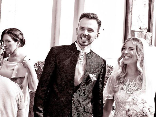 Il matrimonio di Loris e Claudia a Acquafredda, Brescia 36