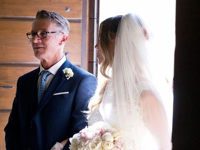 Il matrimonio di Loris e Claudia a Acquafredda, Brescia 38