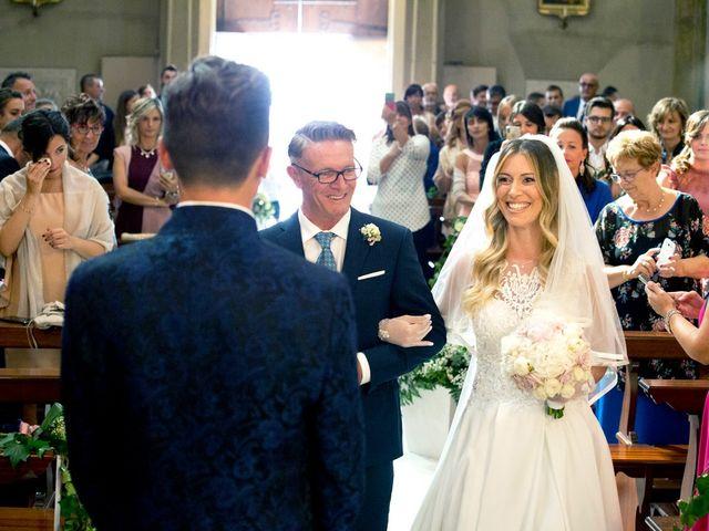 Il matrimonio di Loris e Claudia a Acquafredda, Brescia 39