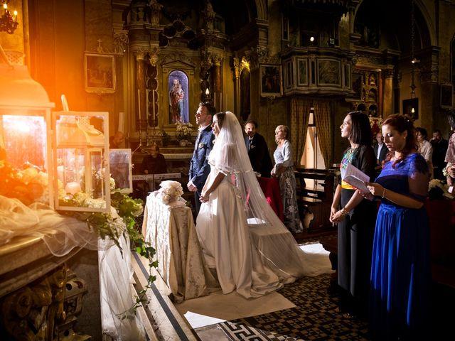Il matrimonio di Loris e Claudia a Acquafredda, Brescia 41