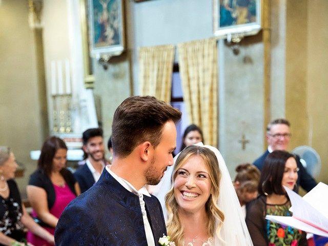 Il matrimonio di Loris e Claudia a Acquafredda, Brescia 44