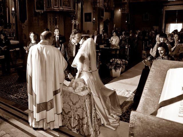 Il matrimonio di Loris e Claudia a Acquafredda, Brescia 47