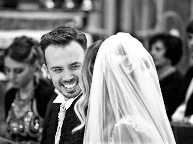 Il matrimonio di Loris e Claudia a Acquafredda, Brescia 50