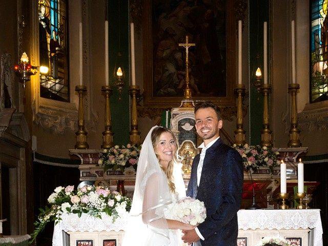 Il matrimonio di Loris e Claudia a Acquafredda, Brescia 51