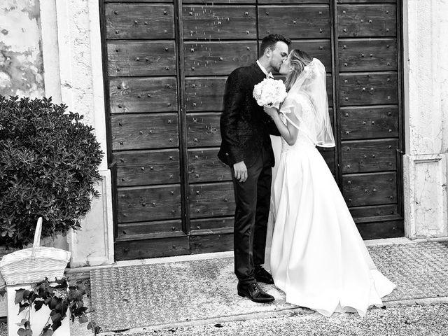Il matrimonio di Loris e Claudia a Acquafredda, Brescia 52