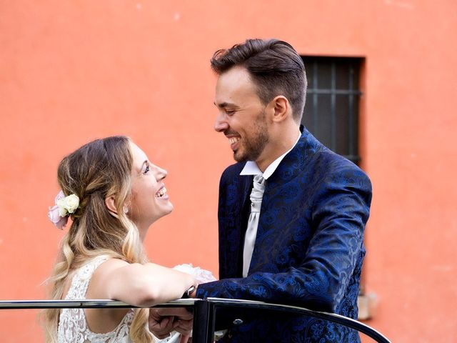 Il matrimonio di Loris e Claudia a Acquafredda, Brescia 57
