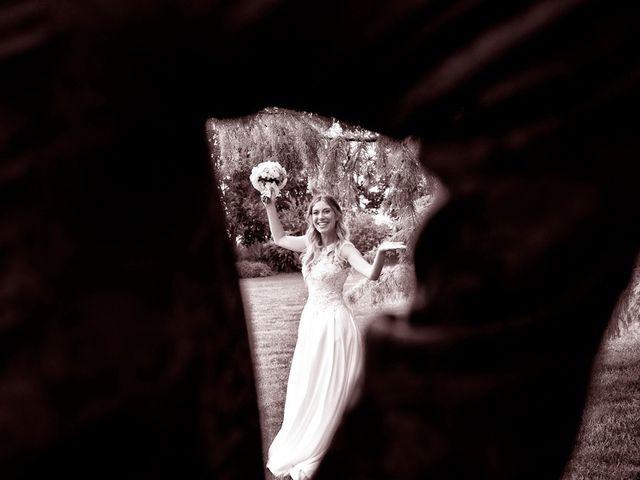 Il matrimonio di Loris e Claudia a Acquafredda, Brescia 58