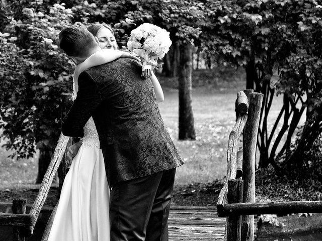 Il matrimonio di Loris e Claudia a Acquafredda, Brescia 61