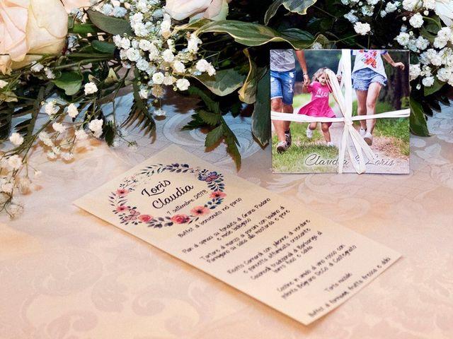 Il matrimonio di Loris e Claudia a Acquafredda, Brescia 68