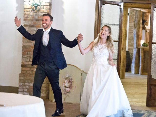 Il matrimonio di Loris e Claudia a Acquafredda, Brescia 71