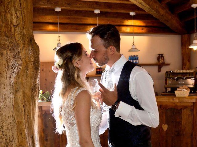 Il matrimonio di Loris e Claudia a Acquafredda, Brescia 73