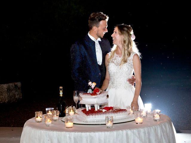 Il matrimonio di Loris e Claudia a Acquafredda, Brescia 77