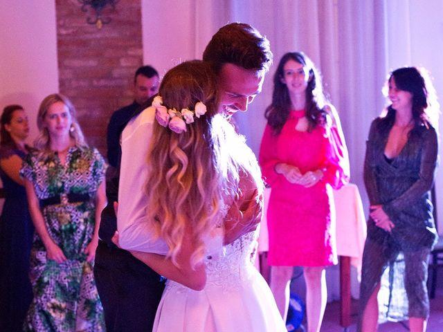 Il matrimonio di Loris e Claudia a Acquafredda, Brescia 80