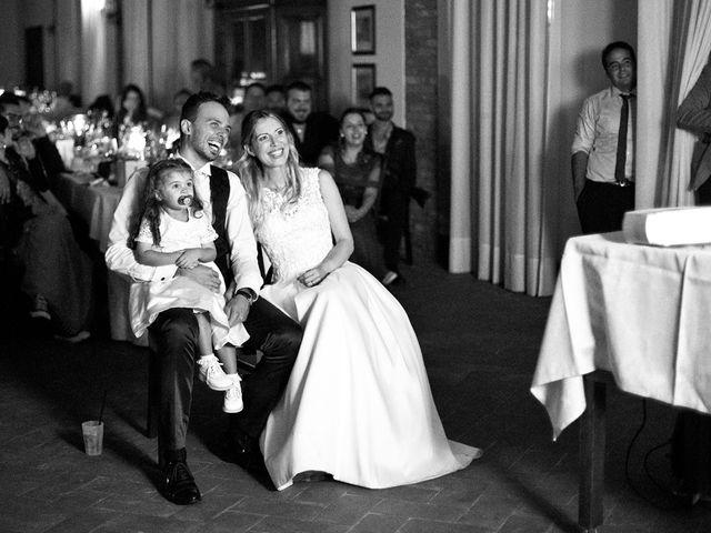 Il matrimonio di Loris e Claudia a Acquafredda, Brescia 83