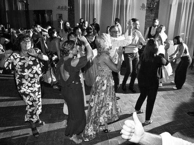 Il matrimonio di Loris e Claudia a Acquafredda, Brescia 84