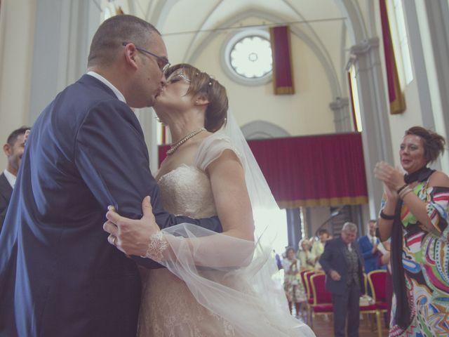 Il matrimonio di Tommaso e Elisa a Impruneta, Firenze 9