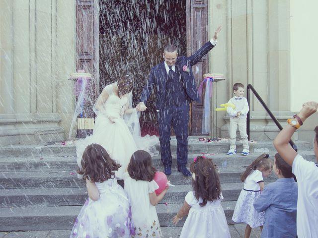Il matrimonio di Tommaso e Elisa a Impruneta, Firenze 10