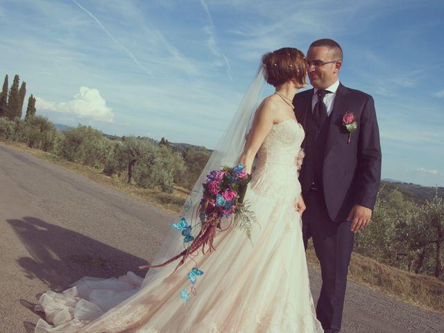 Il matrimonio di Tommaso e Elisa a Impruneta, Firenze 12