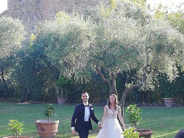 Il matrimonio di Alessandro e Alessia a Carmignano, Prato 1