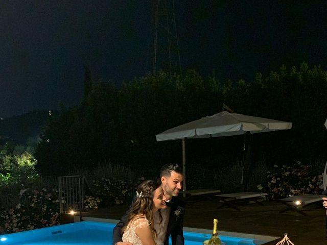 Il matrimonio di Alessandro e Alessia a Carmignano, Prato 2