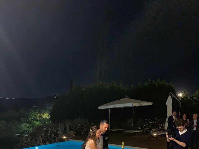 Il matrimonio di Alessandro e Alessia a Carmignano, Prato 5