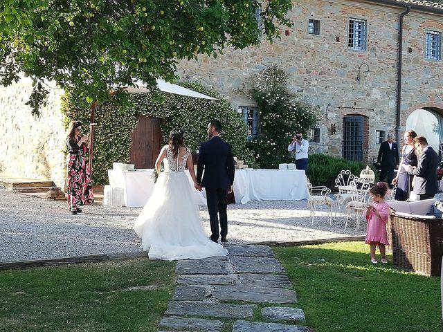 Il matrimonio di Alessandro e Alessia a Carmignano, Prato 6