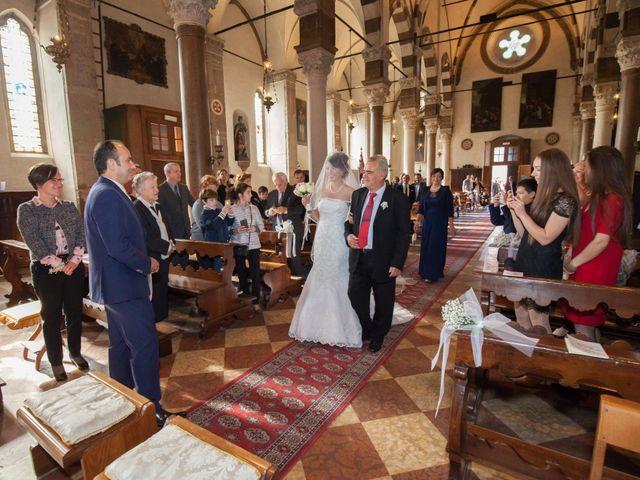 Il matrimonio di Lorenzo e Zinaida a Belluno, Belluno 19
