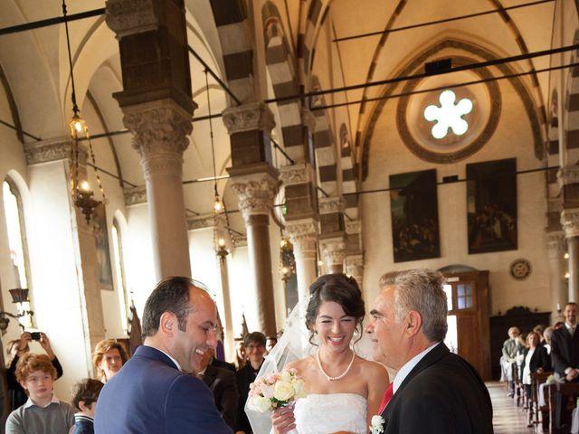 Il matrimonio di Lorenzo e Zinaida a Belluno, Belluno 20