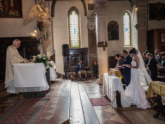Il matrimonio di Lorenzo e Zinaida a Belluno, Belluno 21