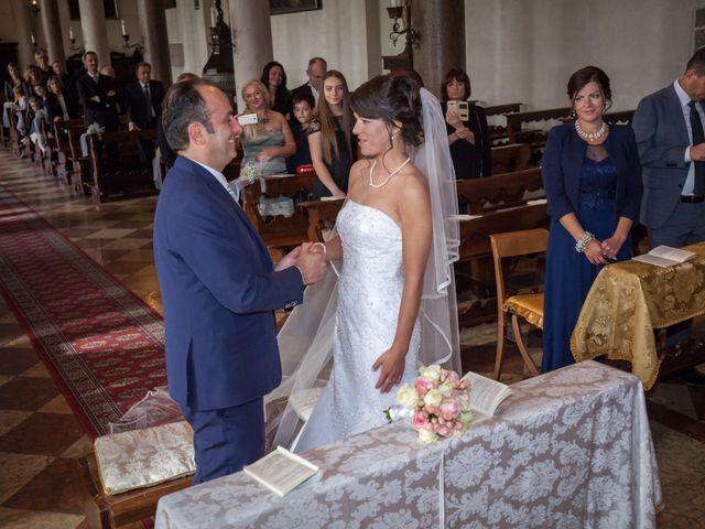 Il matrimonio di Lorenzo e Zinaida a Belluno, Belluno 23