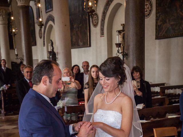 Il matrimonio di Lorenzo e Zinaida a Belluno, Belluno 25