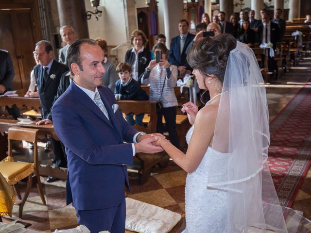 Il matrimonio di Lorenzo e Zinaida a Belluno, Belluno 26