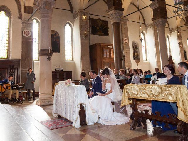 Il matrimonio di Lorenzo e Zinaida a Belluno, Belluno 28