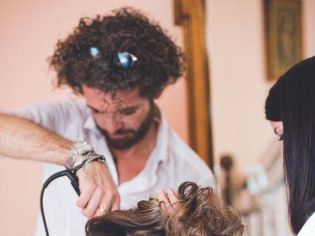 Il matrimonio di Vincenzo e Veronica a Frattamaggiore, Napoli 3